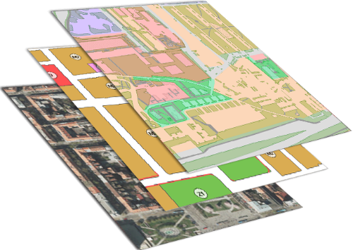 interaktivna karta zagreba gup